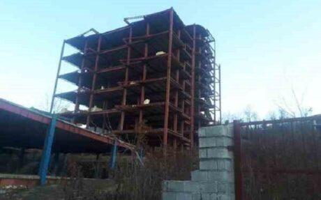 خرید ساختمان نیمه کاره در نوشهر