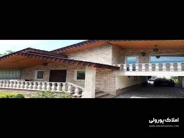 خرید ویلا لب دریا نوشهر