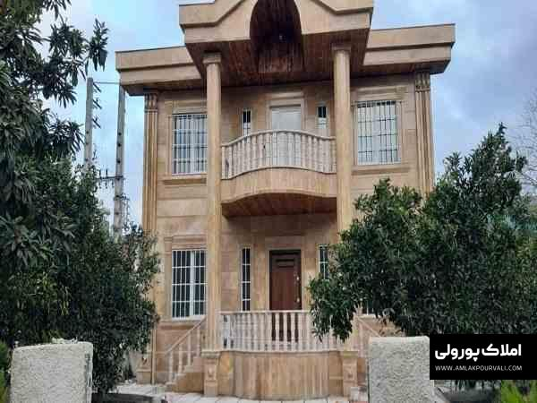 خرید ویلا لوکس در شمعجاران نوشهر
