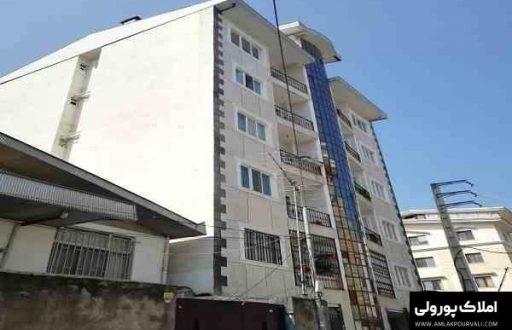 رهن آپارتمان در نوشهر