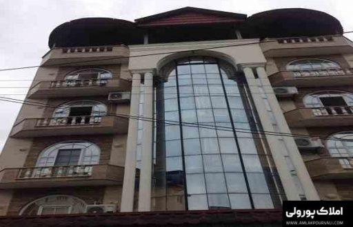 فروش فوری آپارتمان در نوشهر