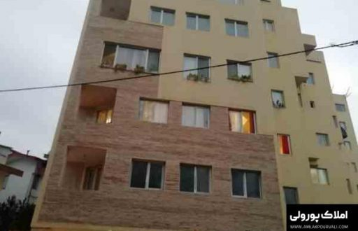 قیمت آپارتمان نوشهر شاهد