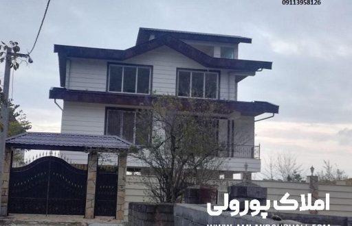 ویلا لاکچری نوشهر
