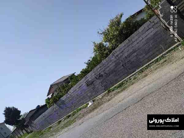 قیمت زمین شمع جاران نوشهر