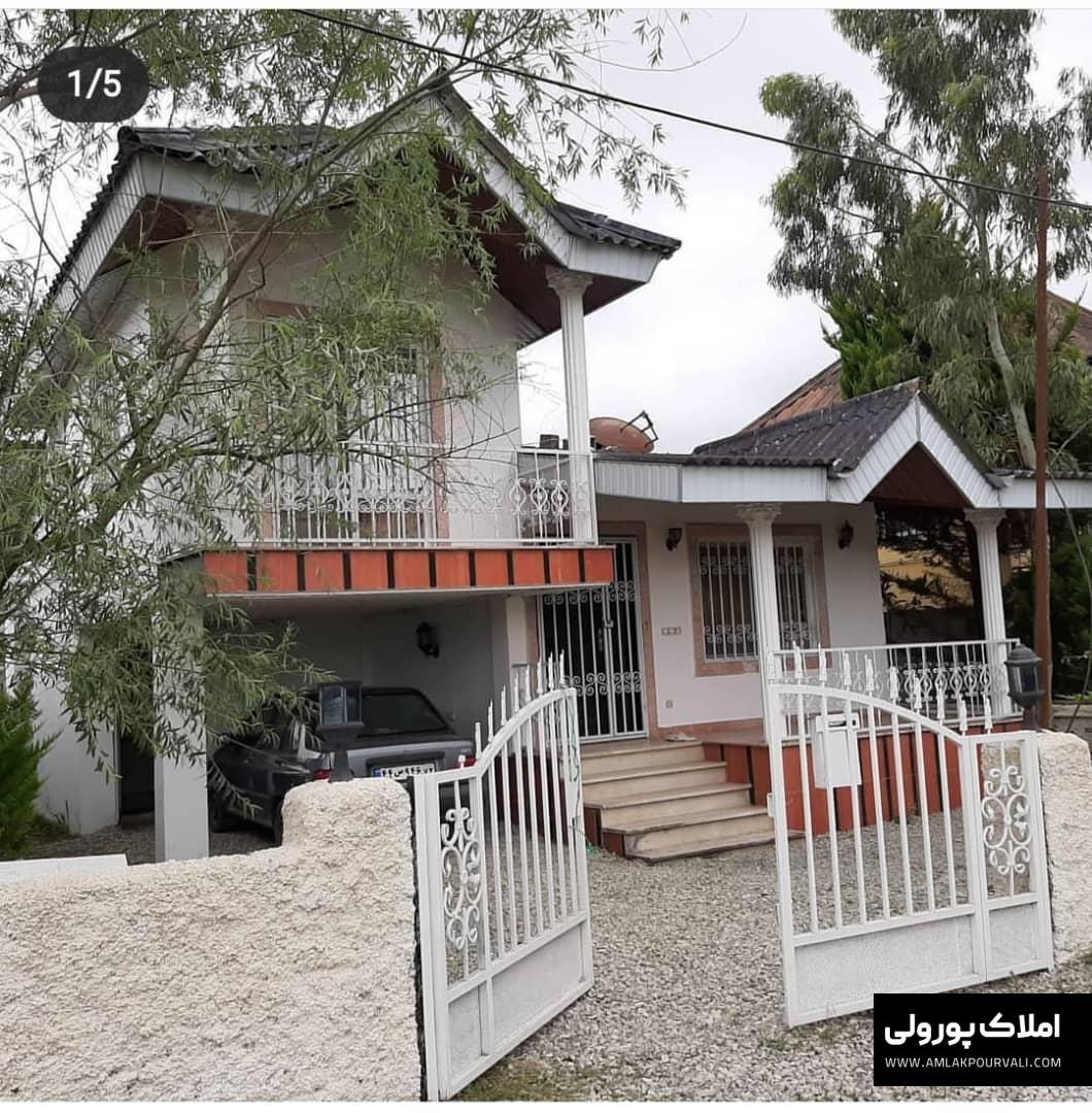 قیمت ویلا شهرکی مبله در نوشهر