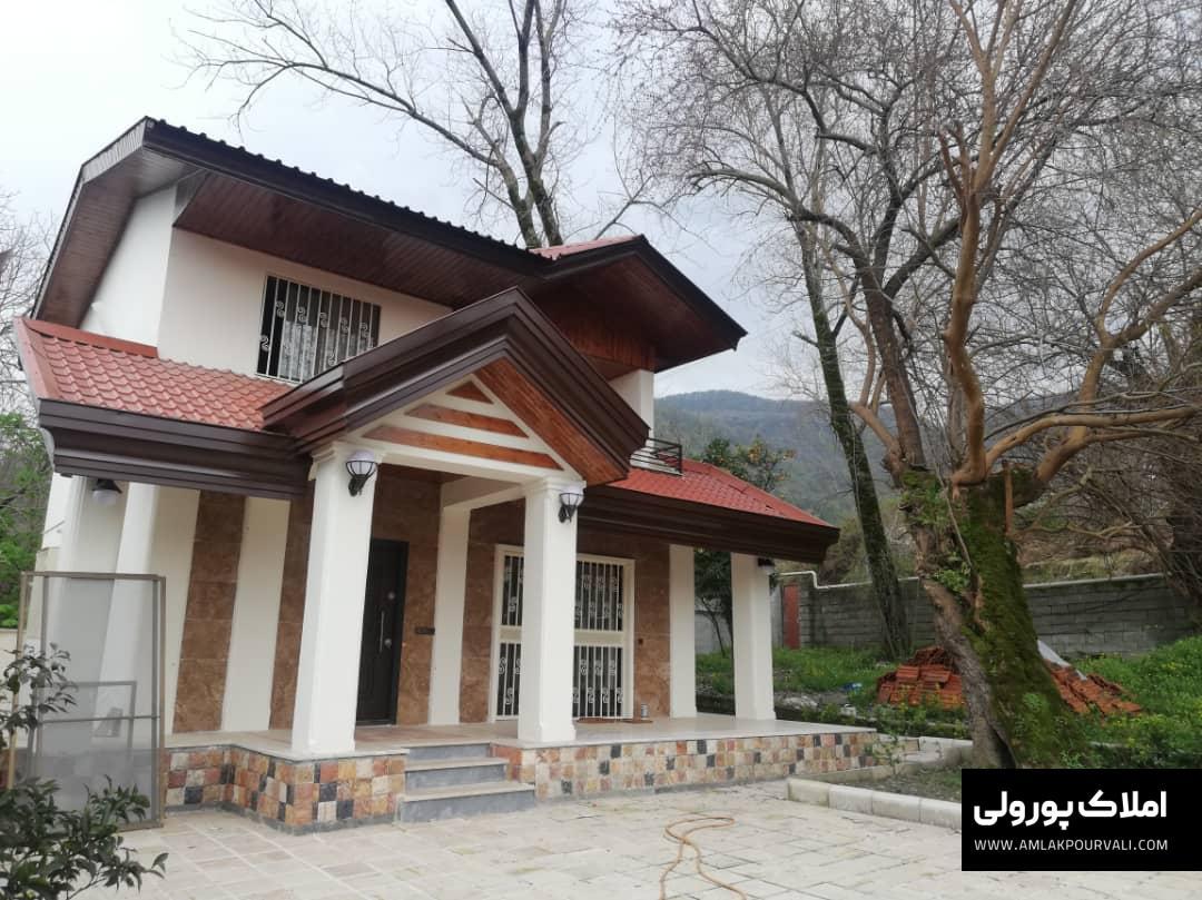 ویلا در لوکس ترین شهرک نوشهر