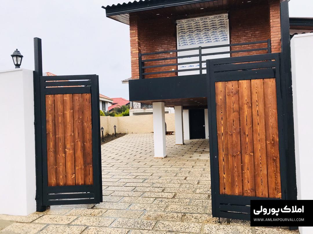 خرید ویلا مبله شهرکی در نوشهر
