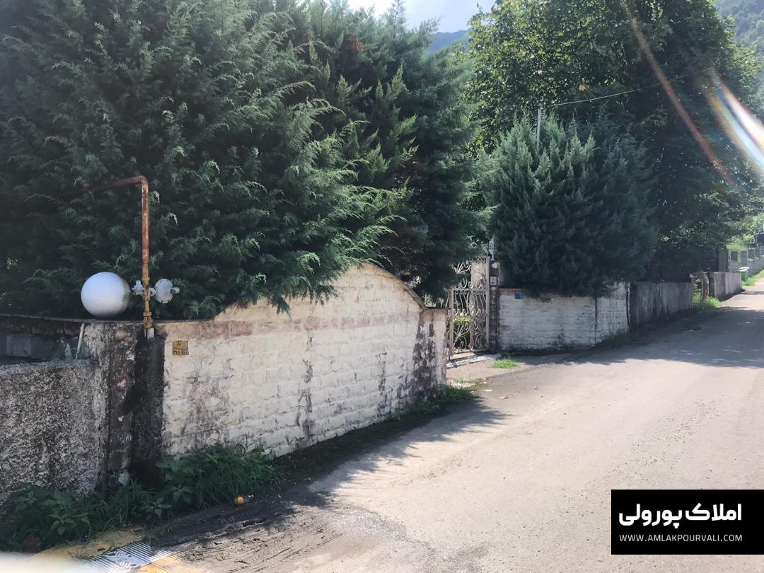 خرید زمین داخل شهرک پای کوه چیلک نوشهر