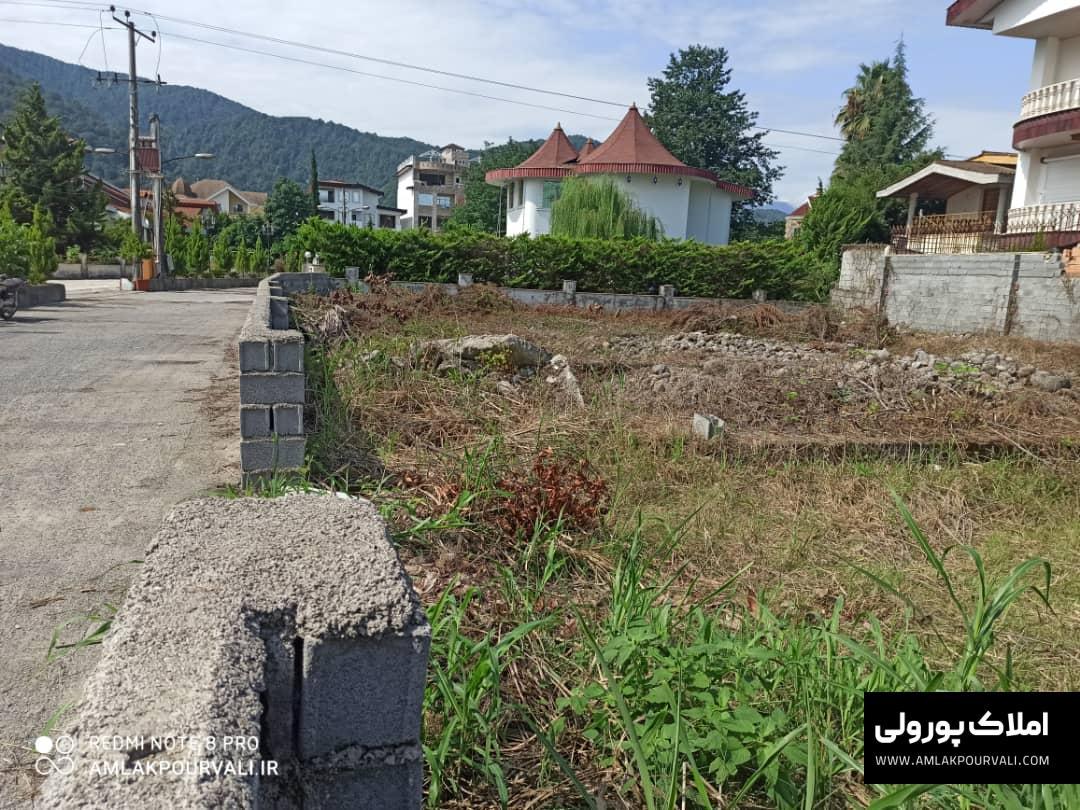خرید زمین شهرکی نزدیک جاده اصلی در شمال