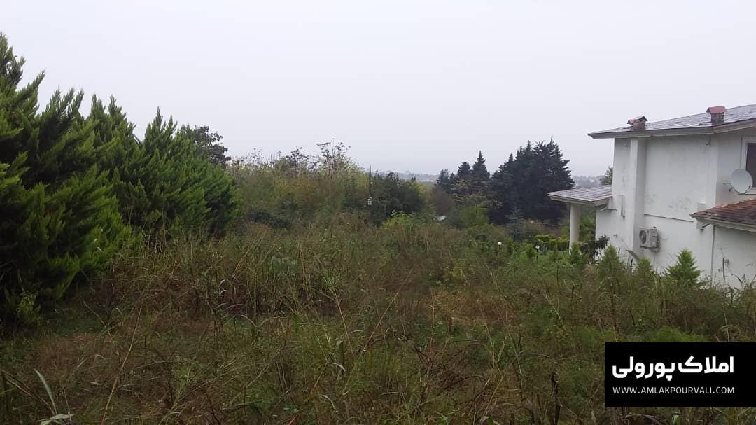 قیمت زمین داخل شهرک در نوشهر انارور