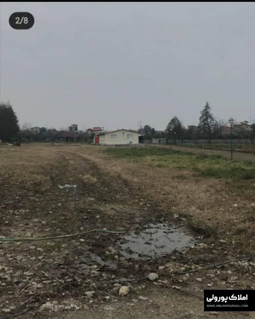 فروش زمین ۱۵۰۰۰ متری ارزان داخل بافت نوشهر