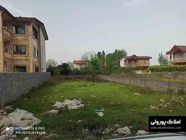 قیمت زمین در دزدک نوشهر
