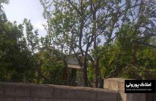 خرید زمین با بنای قدیمی در نوشهر