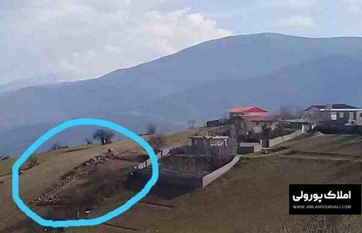 خرید زمین مرزن آباد