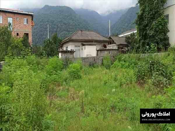فروش زمین داخل بافت ۷۰۰ متری در بندپی نوشهر