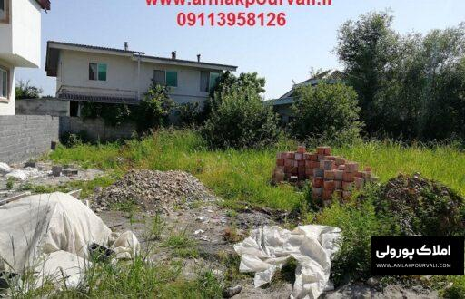 خرید زمین در انارور نوشهر